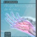 II JORNADA CIRUGIA ARTROSCOPICA DE MUÑECA 30 OCTUBRE. VALENCIA