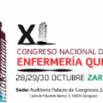 XI CONGRESO NACIONAL DE ENFERMERIA QUIRURGICA 28-30 OCTUBRE EN ZARAGOZA