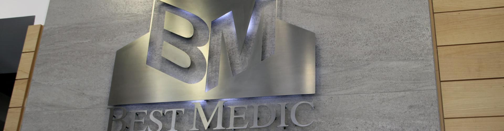Oficinas Bestmedic